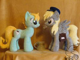 But Derpy, I Need the Muffin to Go With my Coffee by WhiteDove-Creations