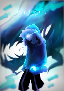 Undertale : Megalovania by AllenCRIST