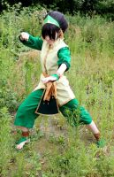 ATLA Promise - Toph by TophWei