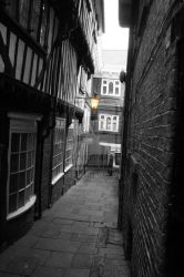 the streets of york by neko-kisses