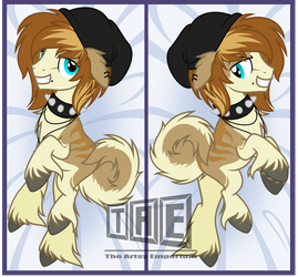 Commission: Scott Body Pillow - Vector by TheArtsyEmporium