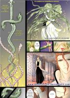 Ulquiorra Returns Comic p 36 Annihilation by Shabriri-Lin