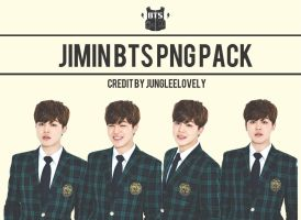 JIMIN BTS PNG PACK by JUNGLEELOVELY by Jungleelovely
