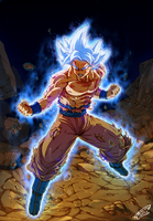 Mastered UI - DragonBallSuper by Tomycase