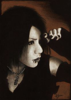 Aoi - The GazettE .5. by Kyunai