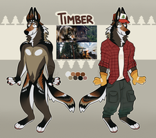 TIMBER [CLOSED] by GoneViral