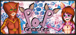 Pop Comic Con Graphic Design Coursework by NatalieGuest