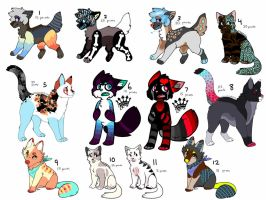 More adopts OPEN by softpuppies