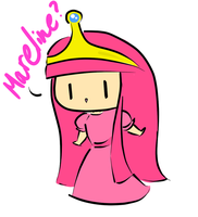 Princess Bubblegum by dayzee8