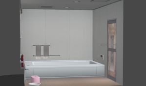 Pc-mpa shower room by agekei