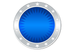 Sonic 25th Anniversary Icon Template by NuryRush