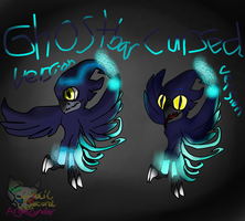 Ghostbar former form by AngelCnderDream14