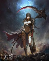 Paragon of Death by PhuThieu1989