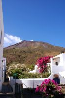 Strolling at Stromboli by theslider