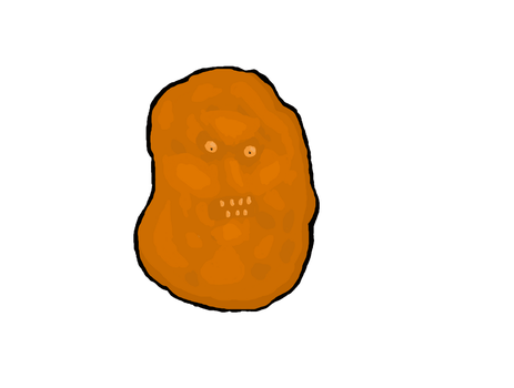 Normal Chicken Nugget by SurnThing