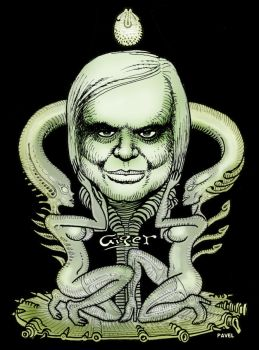 Giger by tha-pig