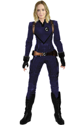 Invisible Woman by GOTHAMKNIGHT99