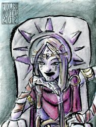 ATC - Throne by lissa-quon
