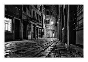 Venice Alley by LibanYusuf