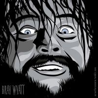 Bray Wyatt by chaotic-color
