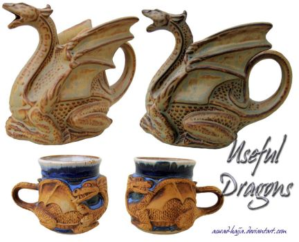 useful dragons by aswad-hajja