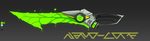 Toxic Infused sword auction adopt (closed) by Nano-Core