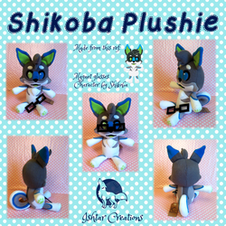 Shikoba Plush Chibi Friends by Ishtar-Creations