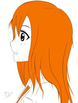 Nothing just a simple red head by abysan