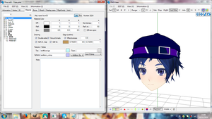 .:PMXe:. Guess the character (Model W.I.P) by Miku-Nyan02