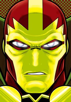 Mr Miracle by Thuddleston