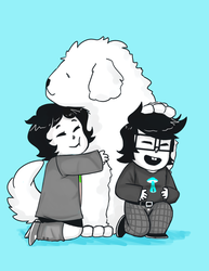Hiveswap by Danitwix