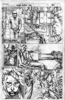 Ultimate Fantastic Four pg1 by ebas