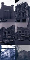 Reminiscent of an OLD LAHORE BW_Expired Film P1 by kalabadi-hallaj