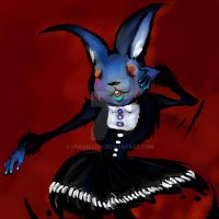 Nightmare Rabbit by usagizcom