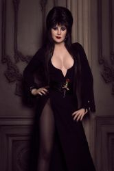 Halloween: Elvira Mistress of the Dark by ZyunkaMukhina