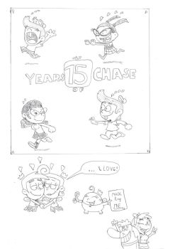 15 Years of Chase(...and Love) by MrNintMan