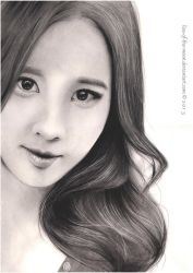 Seohyun by Lisa-Of-The-Moon