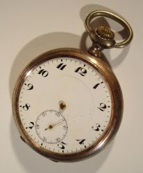 Pocket Watch - 01 by LunaNYXstock
