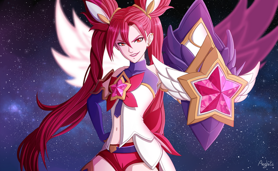 Starguardian Jinx by Meerclar