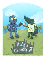 Kaiju Crossing by bugbyte