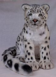 Snow leopard by LisaAP