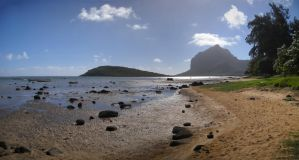 Le Morne Panorama by carrotmadman6