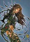 Witchblade After Michael Turner by wayner8088