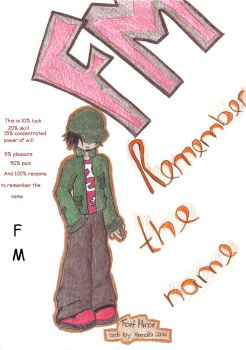 FM - Remember the name by fortminor-fans