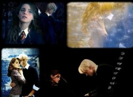 Wallpaper Dramione by Scarlett-Malfoy