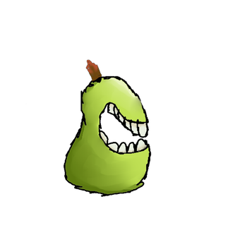 Pear -ily any pears by ZeonXeon