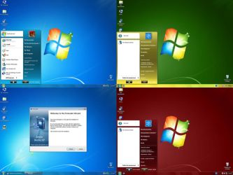 Seven Remix XP 3.0 by Niwradsoft