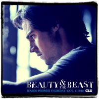 CW's Beauty and The Beast Vincent Keller by Supahboy