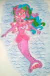 Mermaid Claire by Claire-Petal-Splash