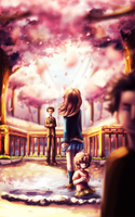 Koe no Katachi by ghostchiryou